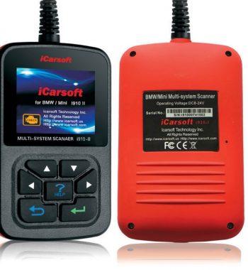 iCarsoft i910-II BMW-MINI autódiagnosztika-profidiag