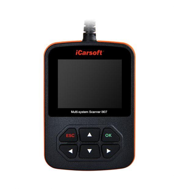 icarsoft i907 renault dacia