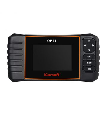 iCarsoft OP II Opel autódiagnosztika