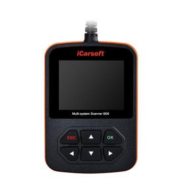 iCarsoft i909 Mitsubishi Mazda autódiagnosztika