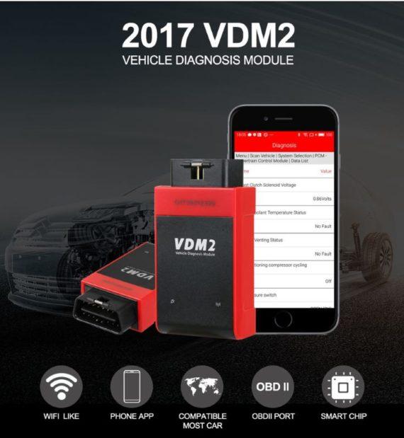 VDM 2 magyar autódiagnosztika Androidhoz